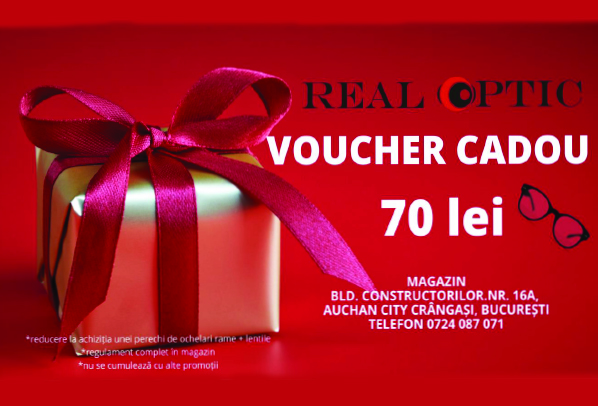 voucher real optic